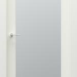 drzwi SEVILLA_z_Szybą_Dąb_Biały