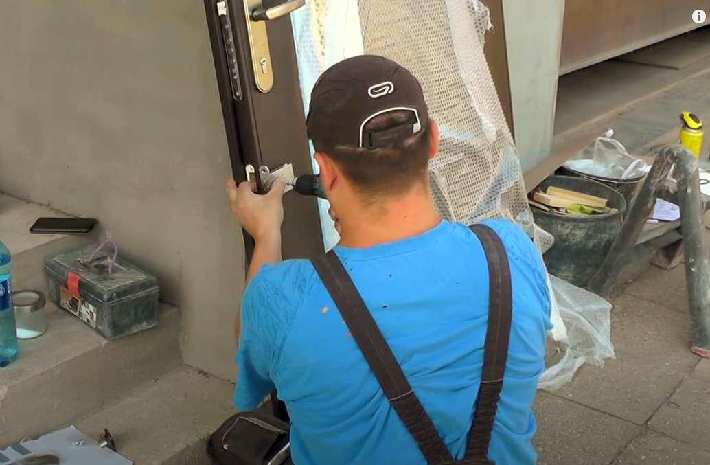 montaż drzwi Gerda